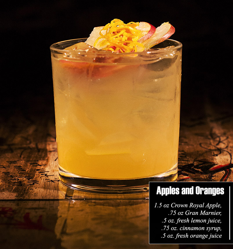 ABQ-Live Mixologist Stirs Up Crown Royal Apple