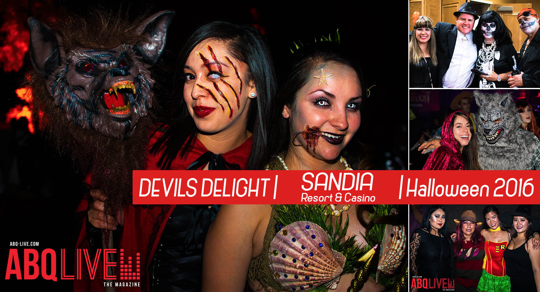 devils delight costume party sandia casino
