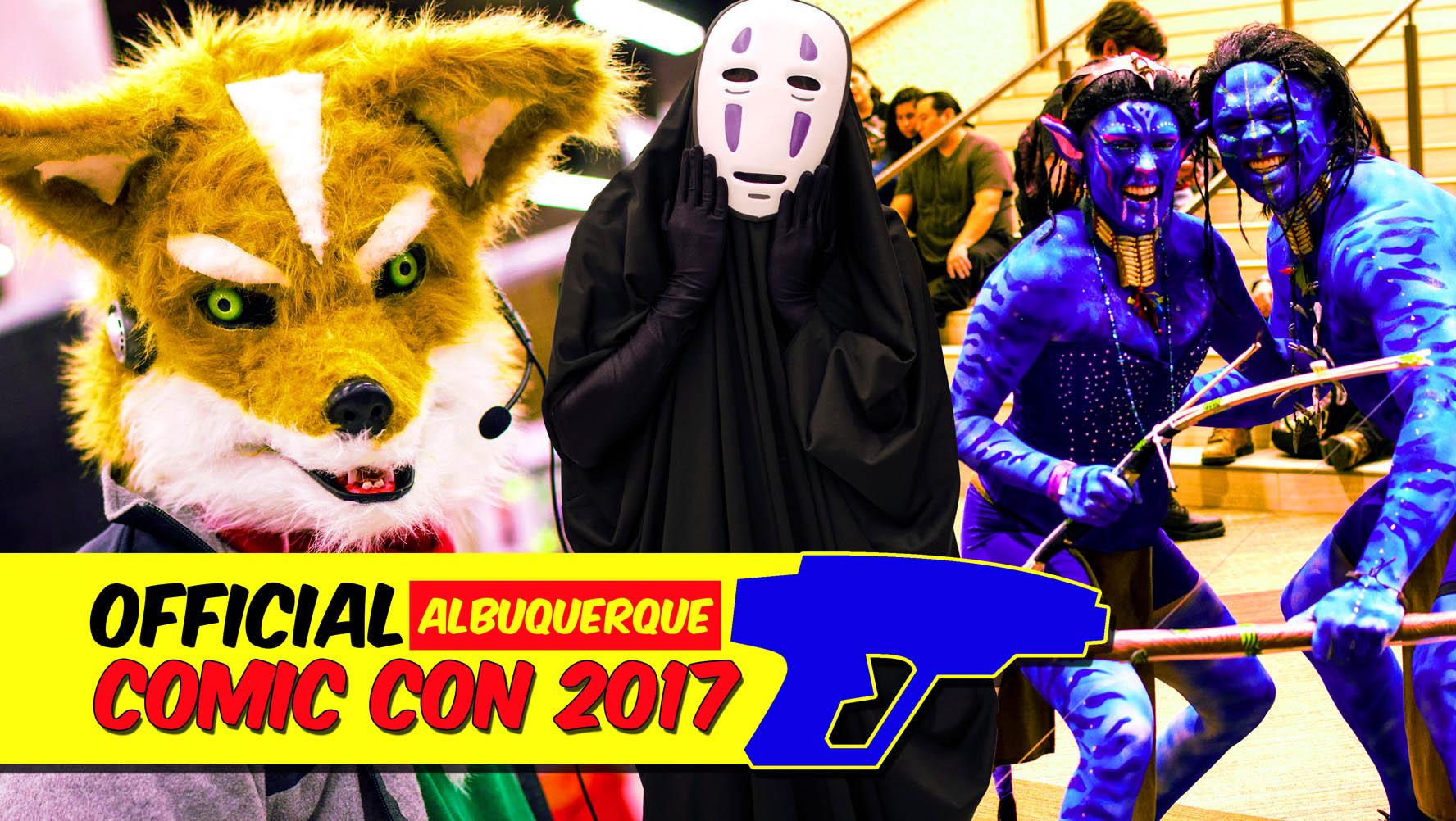 Albuquerque comic con 2017 for Craft shows in albuquerque 2017