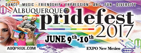 Pride slider 2017 for Craft shows in albuquerque 2017