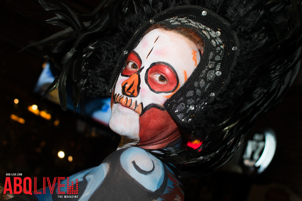 Fat Tuesday And Battle Of The Body Art Abq Live